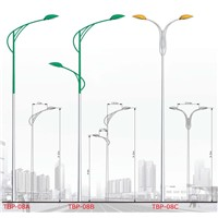 lighting columns for high wind velocity TBP-08