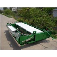 running track paver machinery