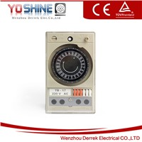AC110-240V daily mechanical timer switches (TB17)