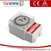 Daily programmable mechanical timer switch (YX189)