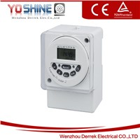 24 Hours 7 Days LCD Digital Timer (YX190)