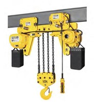 10T Low headroom electric chain hoist