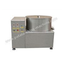 Centrifugal Potato Chips Dewatering Machine