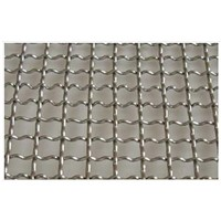 Square Crimped Wire Mesh