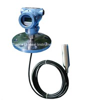 Flanged Type Level Sensor with LCD Display-Cable Drolevelp-in 4~20mA