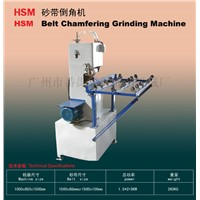 Glass Edging Machine/Belt Chamfering Grinding Machine
