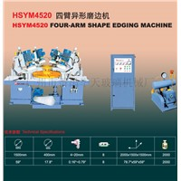 Glass Shaped Machine/Four-arm Shape Edging Machine