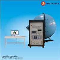 LPCE-3(LMS-7000VIS) compact integrating sphere spectrometer system with led luminance colorimeter