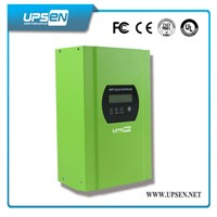 MPPT Solar Charge Controller Blue Green For Solar System Working Station