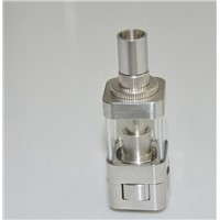 2015 unique square 10ml large capacity sking atomizer 0.2 sub ohm tank sking tank
