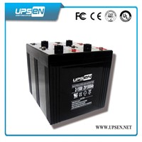 Rechargeable Sealed Lead Acid Battery with 12VDC 2VDC 6VDC