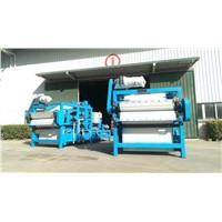 Sludge&Water Separator for Steelmaking Plant