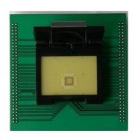 VBGA11p mobile flash memory chip adapter for up828p up818
