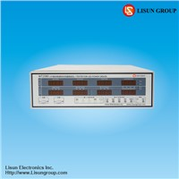 WT2080 IEC 62384:2006 LED Power Driver Test device comprehensive test instrument for LED drive power
