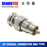 Wholesale Price BNC Male to RCA Male Connector to Screw Terminal Aapters