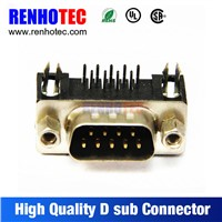 high density d-sub connector 15 pin support FREE OEM design