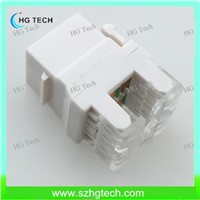 Cat6 Keystone Jack 180 Degree