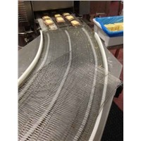 Flat-Flex Conveyor Belt/V-Shape Conveyor Belt/Metal Conveyor Belt/Belt for Food Machine