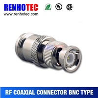 High Electrical Performance BNC Coaxial Adapters Connector