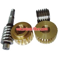 Worm & Worm Wheel/Worm & Worm Gear/Worm Wheel Reducer Parts/Steel Worm Shaft
