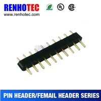 Pitch 1.778mm Hot Sold Made in China Solder 10 Pin Header