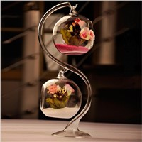 Creative European Style Hanging Glass Vase