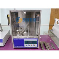 45 Degree Flammability Testing Machine for Fabric