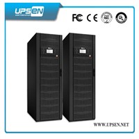 Portable PF 0.9 3 Phase Uninterruptible Power Supply 60KVA / 80KVA