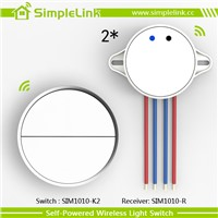 Environmental Wireless Remote Control Wall Switch