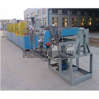 Round steel hardening and tempering equipment