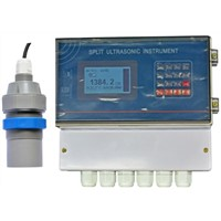 Wall Mounted Open Channel Flowmeter