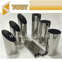 304 304L 316 316L Polished Stainless Steel Pipe
