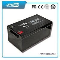 Rechargeable UPS Battery 12V 7ah 9Ah with Maintenance Free Operation