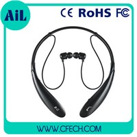 HBS-800 Wireless Bluetooth Stereo Headset Universal Neckband for Cellphones Made In China