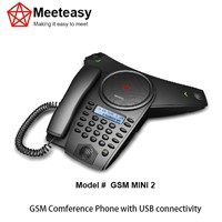 Meeteasy GSM MINI2 USB/Bluetooth conference phone