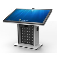 "Touchscreen digital signage: Large Touchscreen (22""~65"") Digital Signage Kiosk"