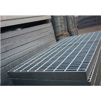 stainless steel steel grid plate