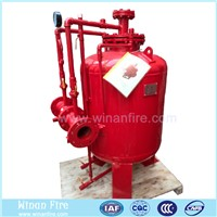 Foam Bladder Tank for Fire Fighting