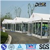 Glass Wall Event Tent Exhibition Wedding Party Tent