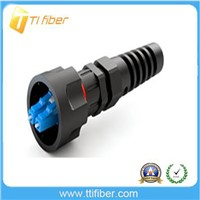 PDLC  waterproof  fiber connector