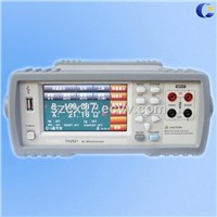 AC Low resistance tester