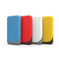 Colorful Lithium Polymer Power Bank with LED Charging Indicator(P921)