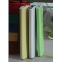 Colorful Lithium Polymer Power Bank with LED Charging Indicator(P933)