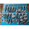 DIN931 stainless steel hex bolts