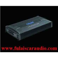 Digital 1500W Full Range Mono Block Amplifier at 1 ohm stable