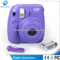 Instax Mini8 Camera Purple Color