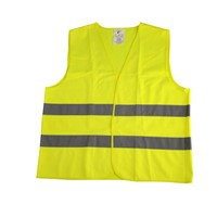 Highest quality high visibility safety vest