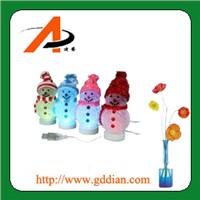 LED USB Snowman Light