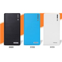 Colorful Lithium Polymer Power Bank with LED Charging Indicator Made In China