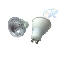 6W GU10 COB LED Spot Light